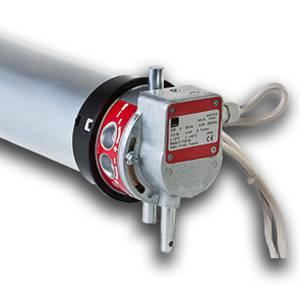 Moteurs de rideau metallique SIMU tubulaire T8M 845/8 | Qualiferm