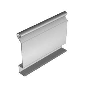 Tablier pour rideaux metalliques qualiferm for Tringlerie porte fenetre
