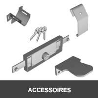 Pièces Détachées pour rideaux metalliques | Qualiferm
