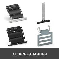 Attaches tablier